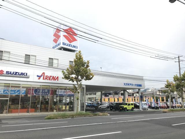 (株)スズキ自販広島 スズキアリーナ広島西