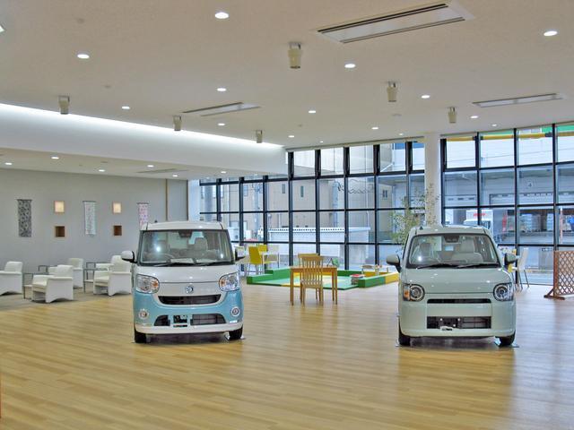 鳥取ダイハツ販売株式会社 U-CAR境港(3枚目)