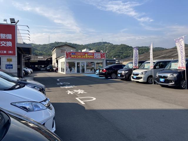 岩国市のKマーケットです!車検・鈑金修理・タイヤ・ドラレコ等のパーツ取付等お任せ下さい!