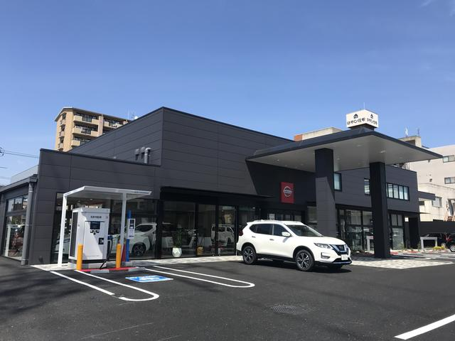 山口日産自動車(株)ステージ23下関店(1枚目)