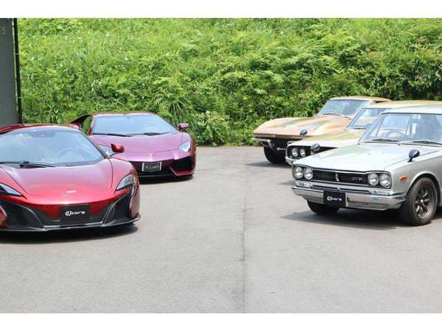 全国から集まる名車旧車上質なプレミアカーやコレクターから譲り受けた希少車を中心に販売しています。