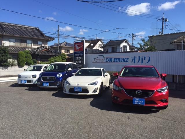 車検や整備はもちろん、新車や中古車販売もおまかせ下さい!!