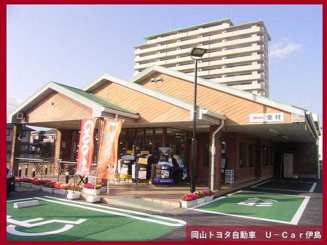 岡山トヨタ自動車(株)U-Car伊島(4枚目)