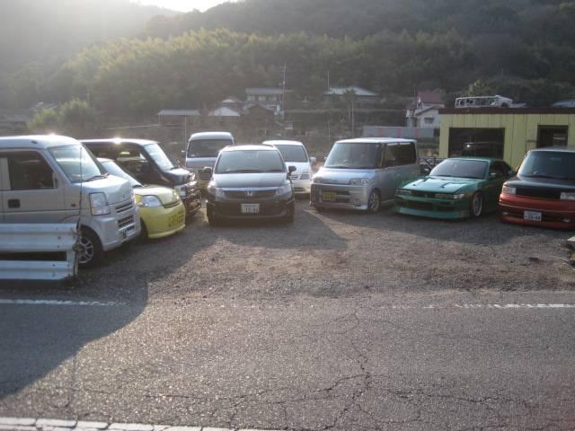 展示場は別の場所にもございます☆在庫はざっと30台☆きっとお目当てのお車が見つかると思います☆