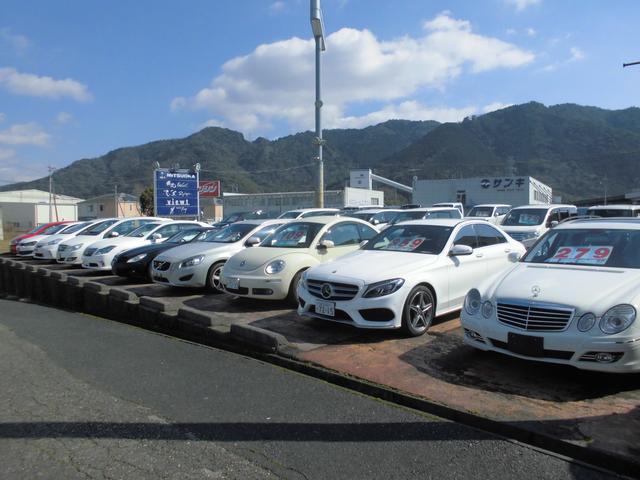 輸入車も取り扱っておりますよ。輸入車の車検もOKです!