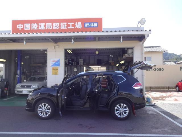 お客様のお車を丁寧に仕上げします。