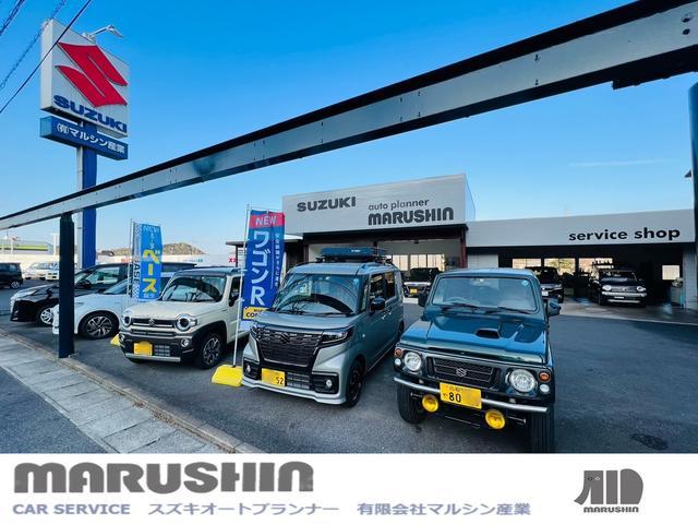 「鳥取県」の中古車販売店「スズキオートプランナー(有)マルシン産業」