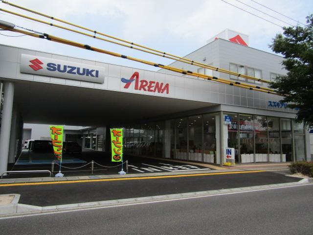 (株)スズキ自販鳥取 スズキアリーナ河北 / U's STATION河北(0枚目)