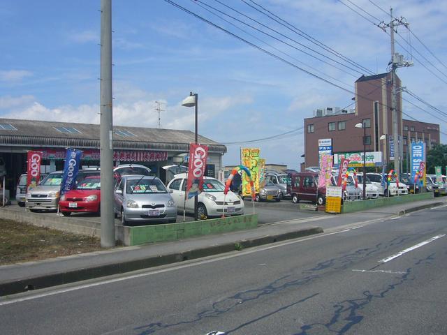 「鳥取県」の中古車販売店「(有) オートショップワンステップ」