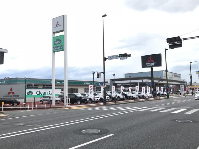 熊本三菱自動車販売株式会社クリーンカー熊本(1枚目)
