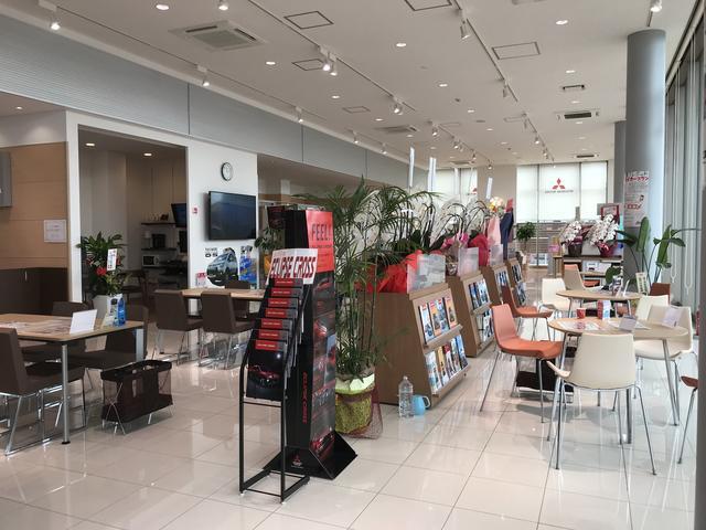 熊本三菱自動車販売株式会社クリーンカー熊本(4枚目)