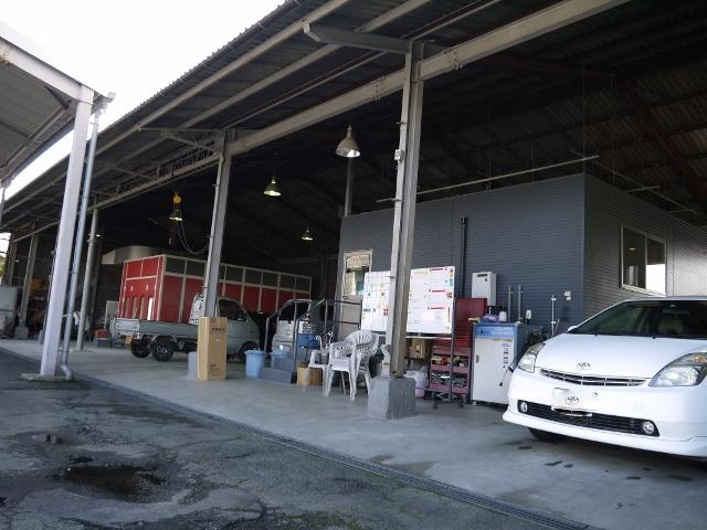 クルマ購入後のアフターサービスはもちろん、車検や修理からのご来店も大歓迎です。