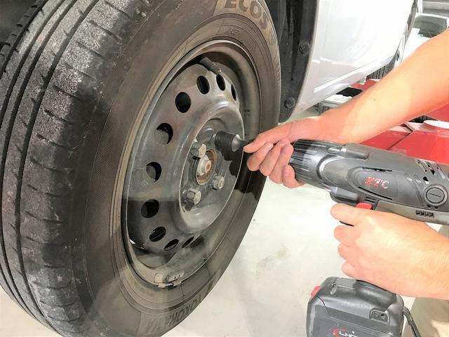 タイヤ交換もお任せ下さい「保管サービス有」