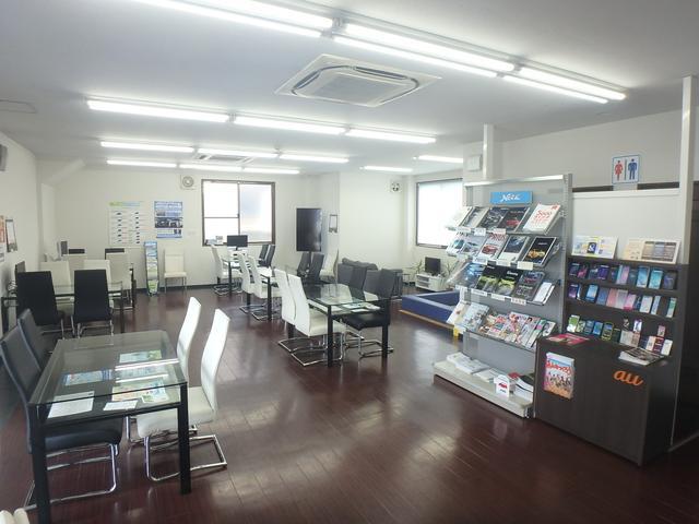 ネッツトヨタ熊本株式会社 東バイパスマイカーセンター(6枚目)