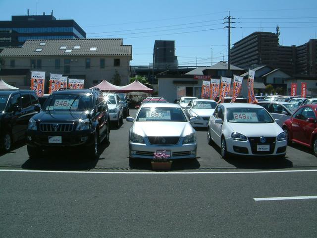 鹿児島トヨタ自動車株式会社KTSオートシティ(2枚目)