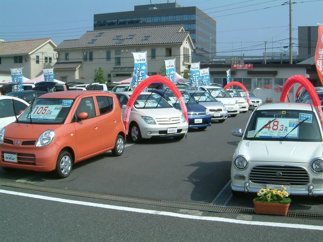 鹿児島トヨタ自動車株式会社KTSオートシティ(4枚目)