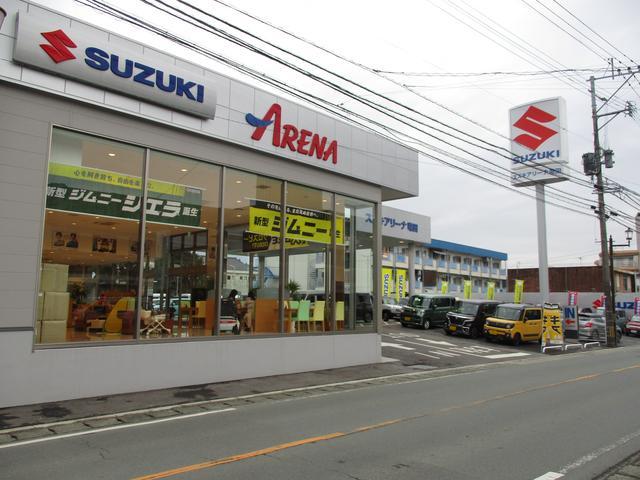 (株)スズキ自販熊本 スズキアリーナ熊本竜田