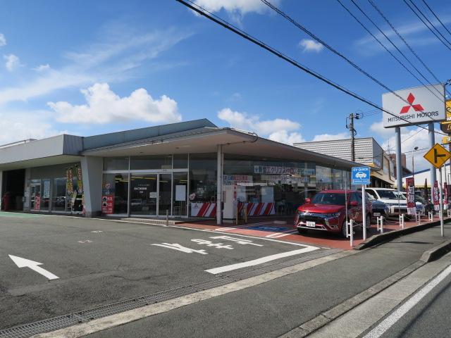 熊本三菱自動車販売(株) クリーンカー大津