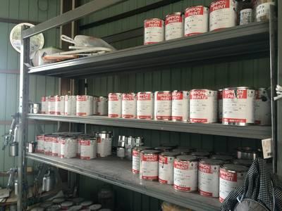 自社内に塗装ブースも完備しています!!