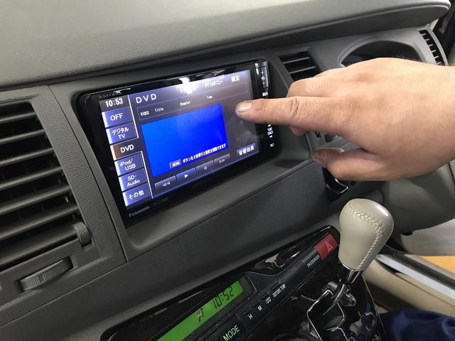 ナビ・ETC・ドライブレコーダー等の取付もOK