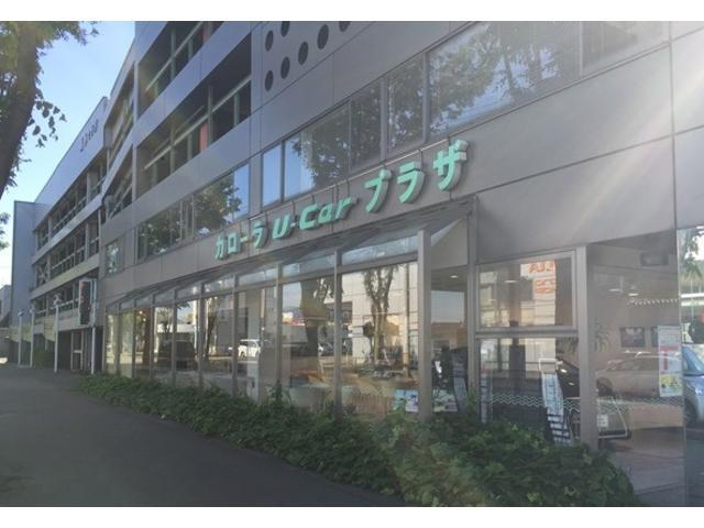 株)石川トヨペットカローラ  カローラ野々市本店中古車(1枚目)