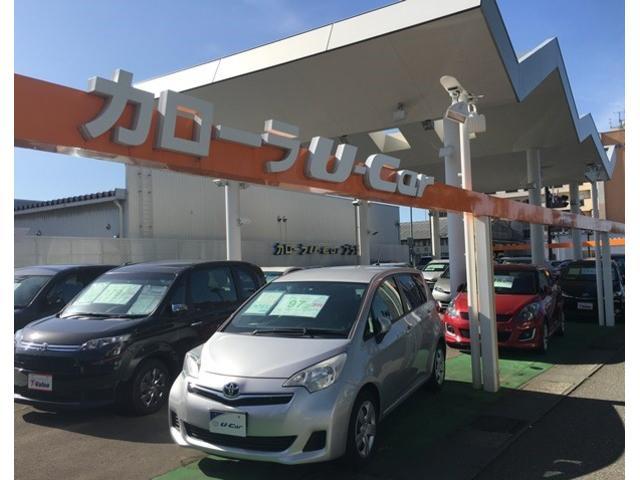 株)石川トヨペットカローラ  カローラ野々市本店中古車(2枚目)