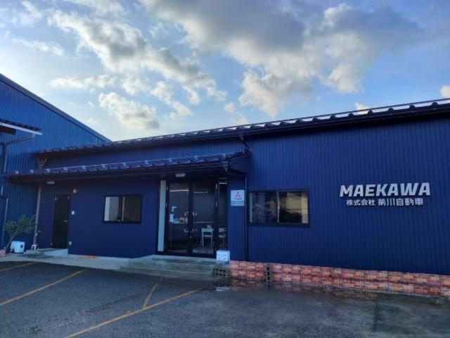 新車、中古車販売からチューニング、ドレスアップまで車全般をサポートする石川県白山市の車屋さんです。