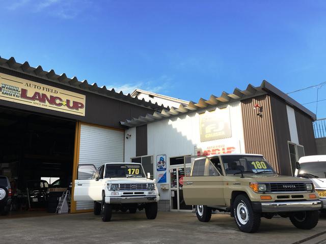 LANC + UP(ランクアップ)4WD・SUV