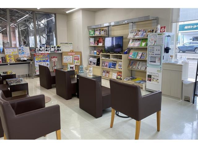 福井トヨペット 武生店(5枚目)