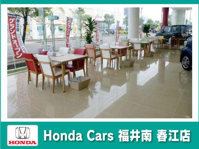 ㈱ホンダ四輪販売北陸 Honda Cars 北陸 春江店(3枚目)