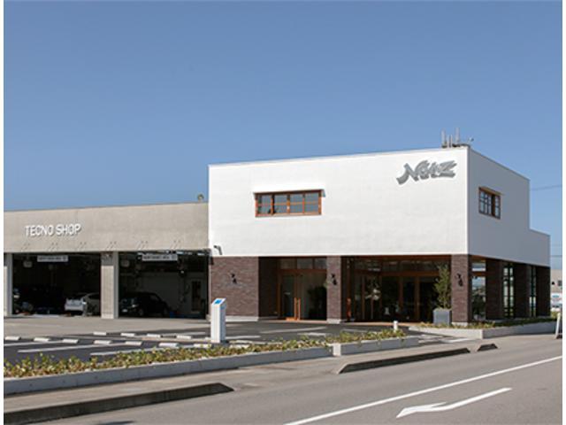 ネッツトヨタ富山(株) U−carステーション富山南の店舗画像