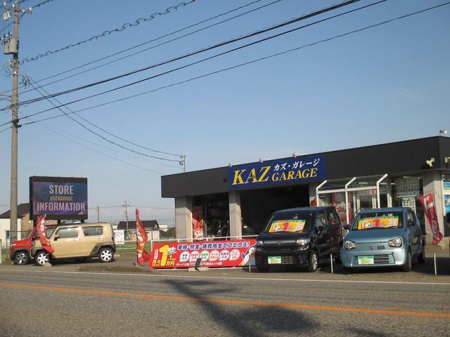 KAZ GARAGE ジョイカル高岡福岡店(富山県) カズガレージ(1枚目)