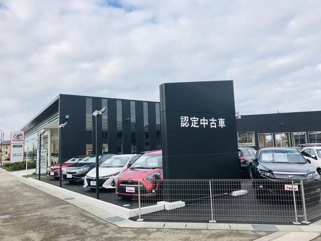 (株)石川トヨペットカローラ 海環金沢駅西店中古車(2枚目)