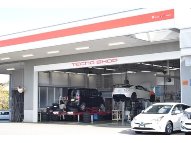 トヨタモビリティ富山 中古車Garage富山(旧富山トヨタ自動車)(4枚目)