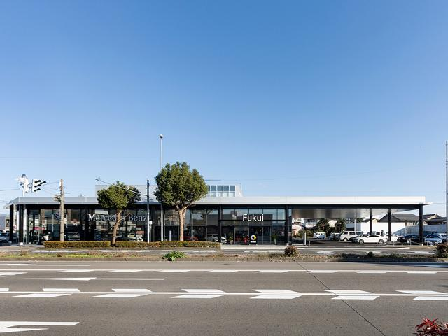 メルセデス・ベンツ福井サーティファイドカーセンター