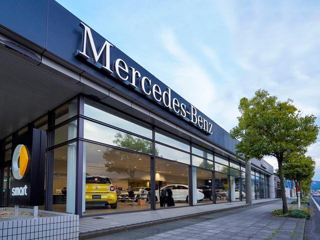 「福井県」の中古車販売店「メルセデス・ベンツ敦賀サーティファイドカーセンター」