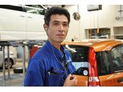 工場長、二級整備士、検査員 長木 勇太