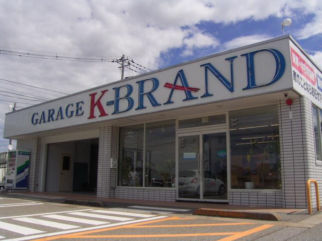 K-BRAND -ケイ・ブランド-(1枚目)