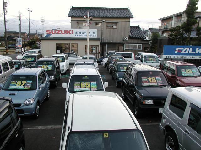 (株)横山モータース 大泉カーセンター