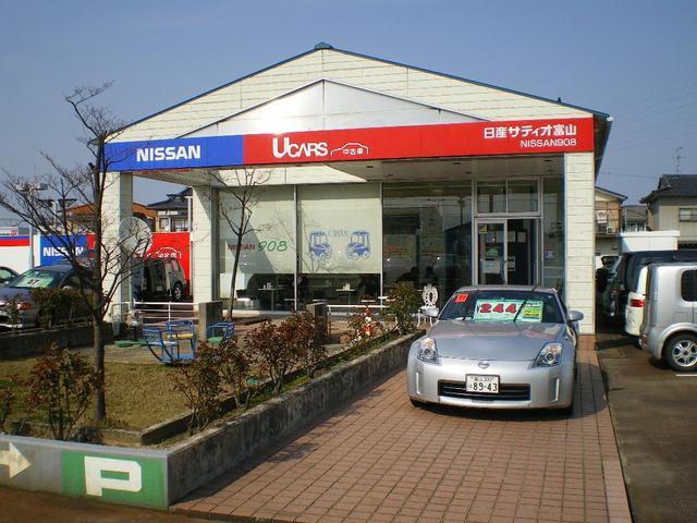 日産サティオ富山 U-carsくれは(0枚目)