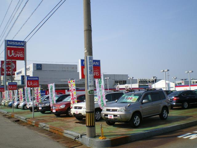 日産サティオ富山 U-carsくれは(1枚目)