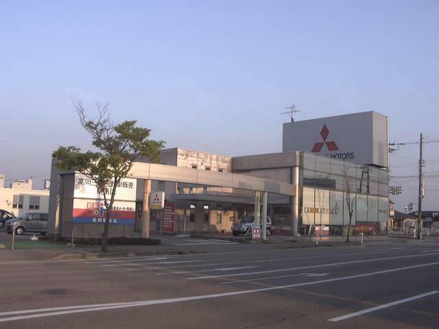 「富山県」の中古車販売店「高岡三菱自動車(株) クリーンカー駅南」