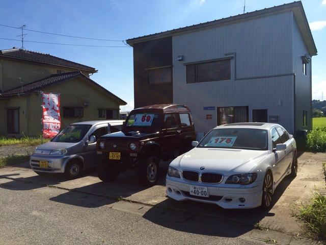 2015年8月氷見営業所を開設しました。所在地:富山県氷見市十二町347−9