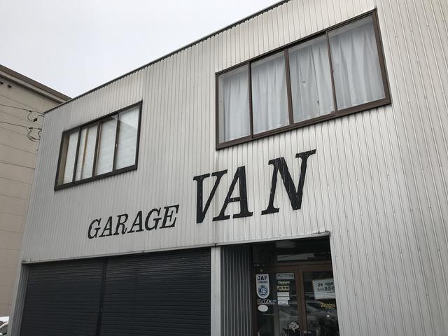 GARAGE VAN - ガレージバン -(1枚目)