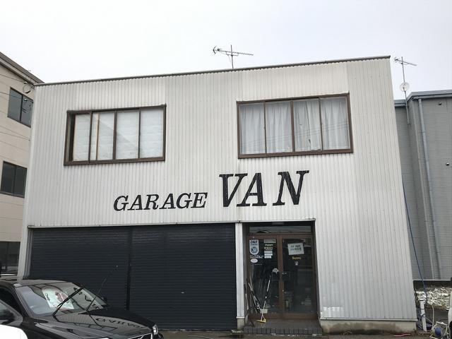 GARAGE VAN - ガレージバン -(2枚目)