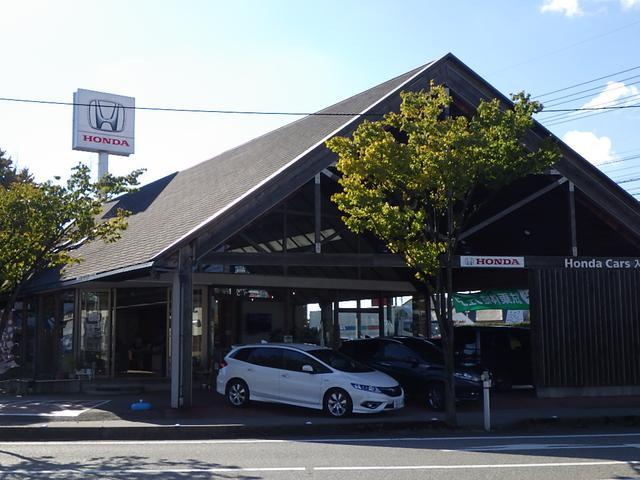 「富山県」の中古車販売店「Honda Cars入善 入善役場前店」