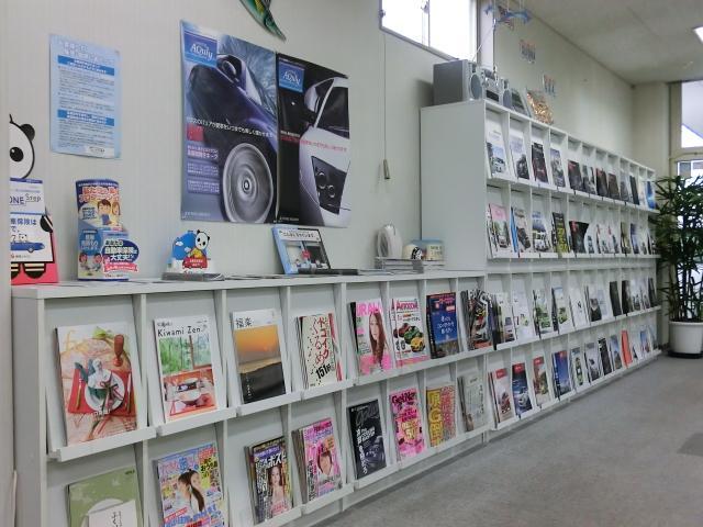 (株)角谷自動車〈KADOYA MOTOR SHOP〉(6枚目)