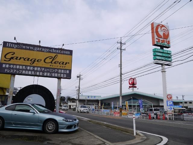 国道416号線沿い「コメリ福井川西店」様の対面に店舗がございます。黄色いお店の看板が目印です!