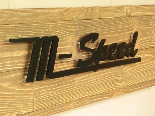 M−speed