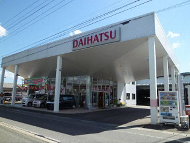 ダイハツ勝山 (有)エスエス自動車の店舗画像
